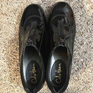 Cole Haan Black Waterproof Shoes